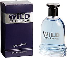 Parfumuri și produse cosmetice Street Looks Wild Challenge - Apă de toaletă