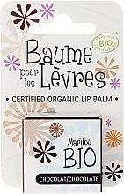 """Parfumuri și produse cosmetice Balsam de buze """"Chocolate"""" - Marilou Bio Certified Organic Lip Balm"""