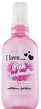 Parfumuri și produse cosmetice Spray revigorant pentru corp - I Love... Pink Marshmallow Refreshing Body Spritzer