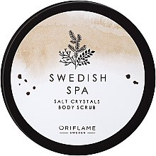Parfumuri și produse cosmetice Scrub pentru corp - Oriflame Swedish Spa Body Scrub