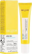Parfumuri și produse cosmetice Gel-cremă hidratantă pentru pleoape - Decleor Hydra Floral Everfresh Hydrating Wide-Open Eye Gel