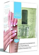 Parfumuri și produse cosmetice Întăritor pentru unghii - Czyste Piekno Regenerator Of Damaged Nails