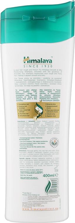 Șampon cu proteine pentru păr normal - Himalaya Herbals Protein Shampoo — Imagine N2