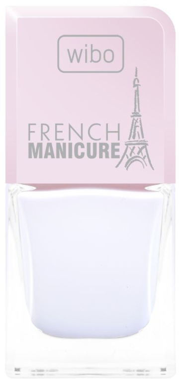 """Lac de unghii """"French"""" - Wibo French Manicure"""