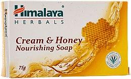 Parfumuri și produse cosmetice Săpun-cremă pentru pielea normală și uscată - Himalaya Herbals Cream Honey Soap