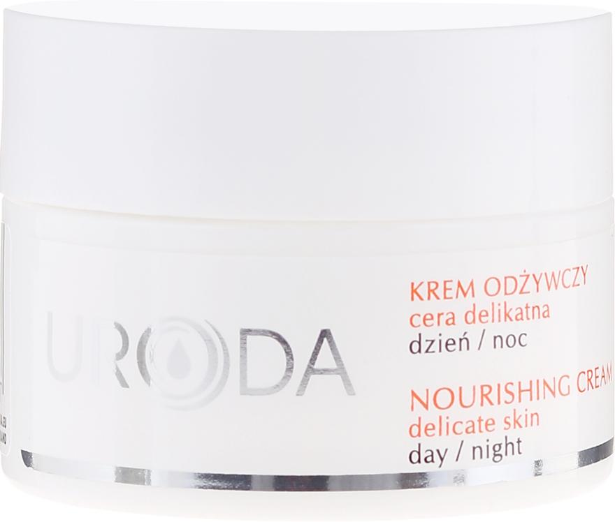 Cremă nutritivă pentru ten sensibil - Uroda Nourishing Face Cream For Sensitive Skin