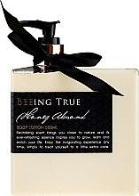 Parfumuri și produse cosmetice Loțiune de corp - Beeing True Almond Honey Body Lotion