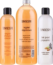 Set - BingoSpa (sh/cr/300ml + show/gel/300ml + bubble bath/1000ml) — Imagine N1