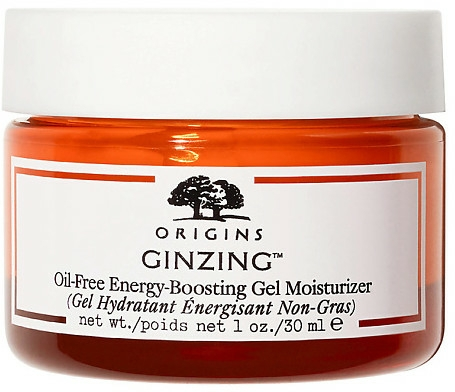 Gel hidratant pentru față - Origins GinZing Oil-Free Energy Boosting Gel Moisturizer — Imagine N1