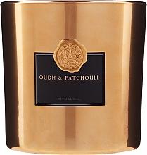 Parfumuri și produse cosmetice Lumânare aromată - Rituals Private Collection Black Oudh Scented Candle