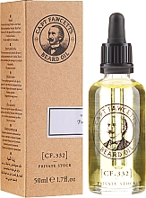 Ulei pentru barbă - Captain Fawcett Beard Oil — Imagine N4