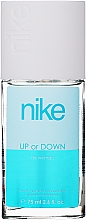 Parfumuri și produse cosmetice Nike NF Up or Down Women - Deodorant parfumat