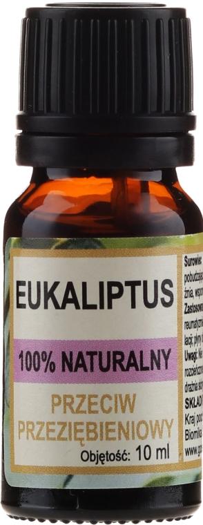 """Ulei esențial de """"Eucalipt"""" - Biomika Eukaliptus Oil"""