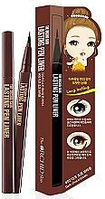 Parfumuri și produse cosmetice Creion-Tuș de ochi - The Orchid Skin Lasting Pen Liner