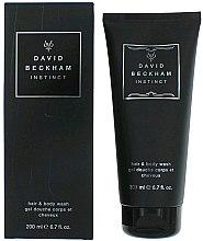 Parfumuri și produse cosmetice David Beckham David Beckham Instinct - Gel de duș