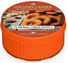 """Parfumuri și produse cosmetice Lumânare aromată """"Pumpkin Cider Donut"""" - Country Candle Pumpkin Cider Donut Daylight"""