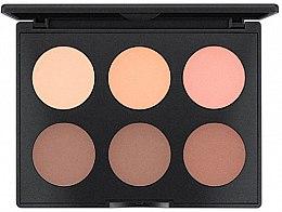 Parfumuri și produse cosmetice Paletă concealer - MAC Studio Fix Sculpt and Shape Contour Palette Light/Medium