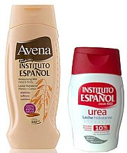 Set - Instituto Espanol Avena Set (b/balm/500ml + b/milk/100ml) — Imagine N1