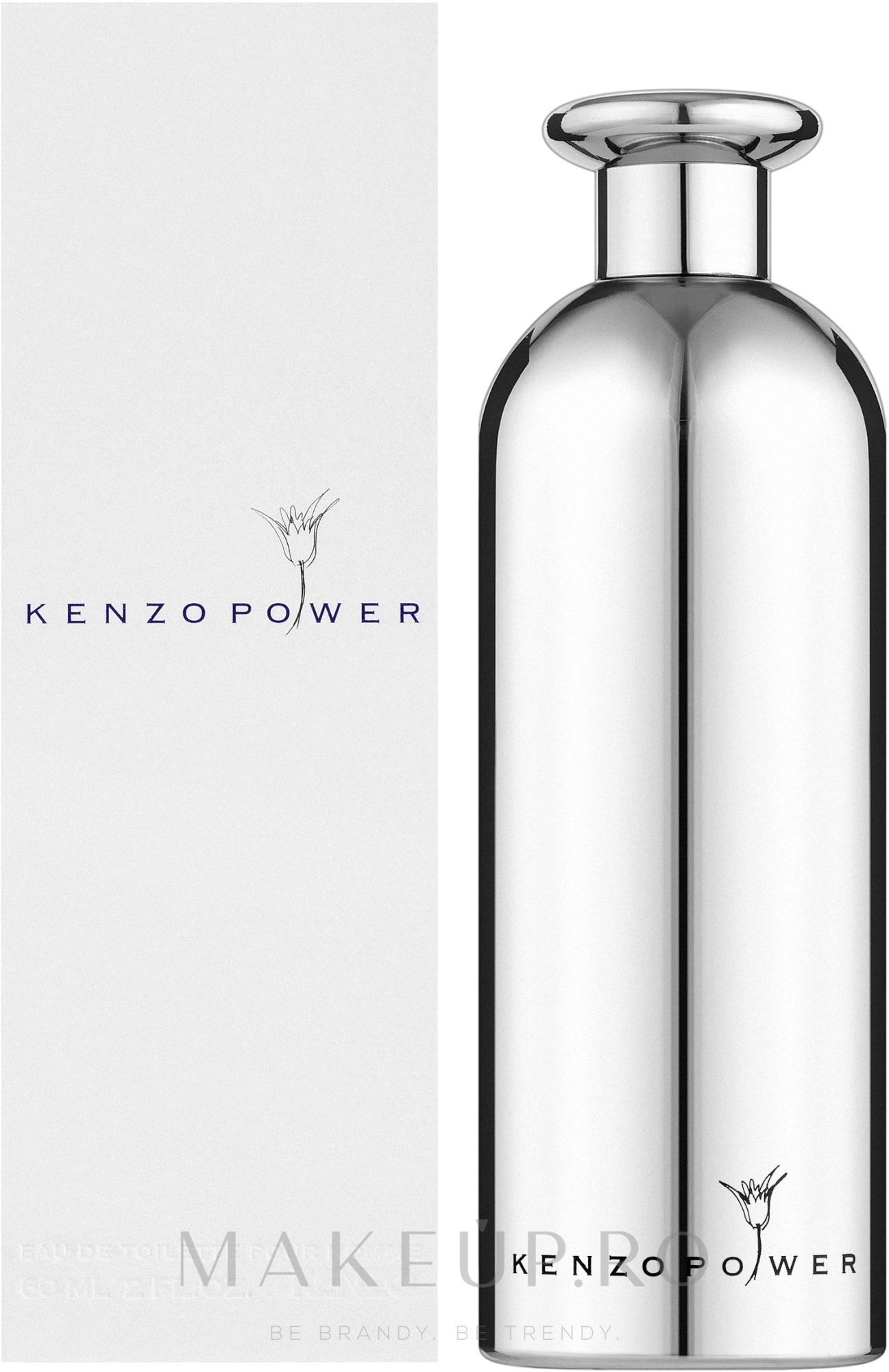 Kenzo Kenzo Power - Apă de toaletă — Imagine 60 ml