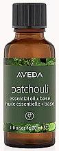 Parfumuri și produse cosmetice Ulei aromatic - Aveda Essential Oil + Base Patchouli