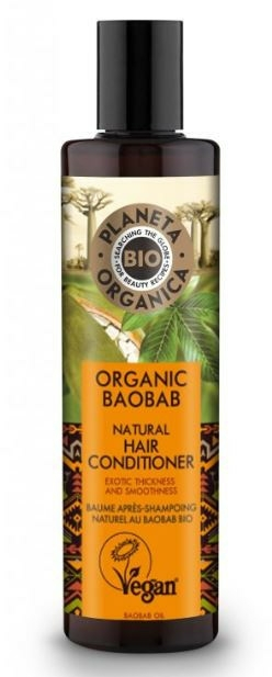 Balsam de păr - Planeta Organica Organic Baobab Natural Hair Conditioner