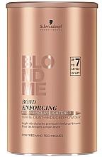 Parfumuri și produse cosmetice Pudră de argilă pentru decolorarea părului - Schwarzkopf Professional Blondme Claylightener