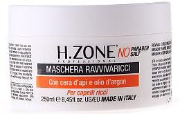 Parfumuri și produse cosmetice Mască pentru păr creț - H.Zone Revival Curls Mask