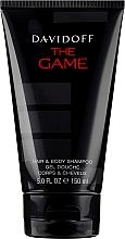 Parfumuri și produse cosmetice Davidoff The Game - Gel de duș