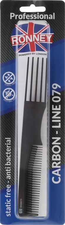 Pieptene pentru păr - Ronney Professional RA 00079 — Imagine N2