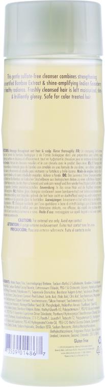 """Șampon de strălucire pentru păr """"Bamboo"""" - Alterna Bamboo Shine Luminous Shampoo — Imagine N2"""