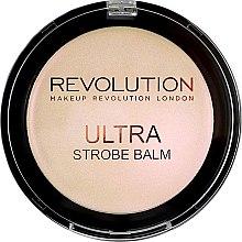 Parfumuri și produse cosmetice Iluminator pentru față - Makeup Revolution Ultra Strobe Balm