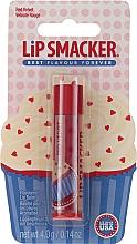 """Balsam de buze """"Red Velvet"""" - Lip Smacker Cupcake Lip Balm Red Velvet — Imagine N1"""