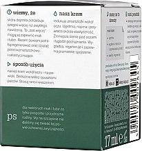 Crema antirid pentru pleoape - Tolpa Green Firming 40+ Anti-Wrinkle Eye And Eyelid Cream — Imagine N2