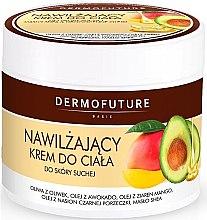 Parfumuri și produse cosmetice Cremă pentru corp - DermoFuture Body Cream