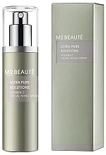 Parfumuri și produse cosmetice Spray cu vitamina C pentru față - M2Beaute Ultra Pure Solutions Vitamin C Facial Nano