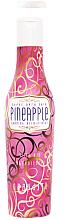 Parfumuri și produse cosmetice Lapte cu bio componente pentru bronz artificial - Oranjito Max. Effect Pineapple