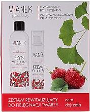Parfumuri și produse cosmetice Ser - Vianek (micellar/water/150ml + cr/15ml + mask/10ml)
