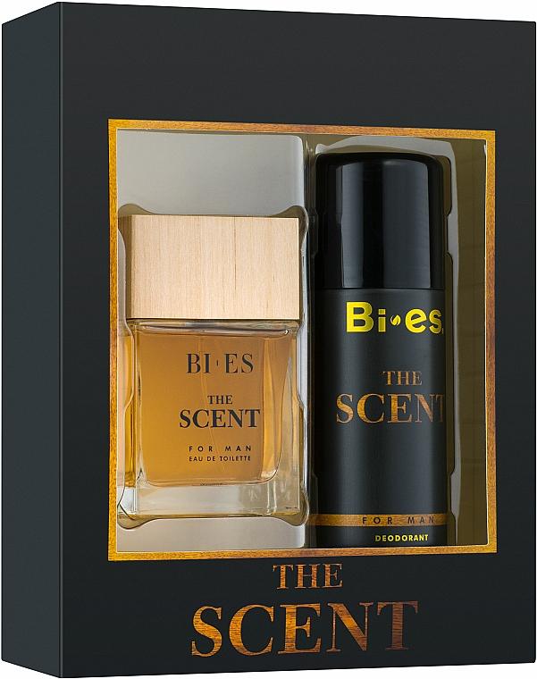 Bi-es The Scent Man - Set (edt/100ml + deo/150ml) — Imagine N1