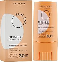 Parfumuri și produse cosmetice Stick de protecție solară pentru față și corp - Oriflame Sun 360 Sun Stick SPF 30