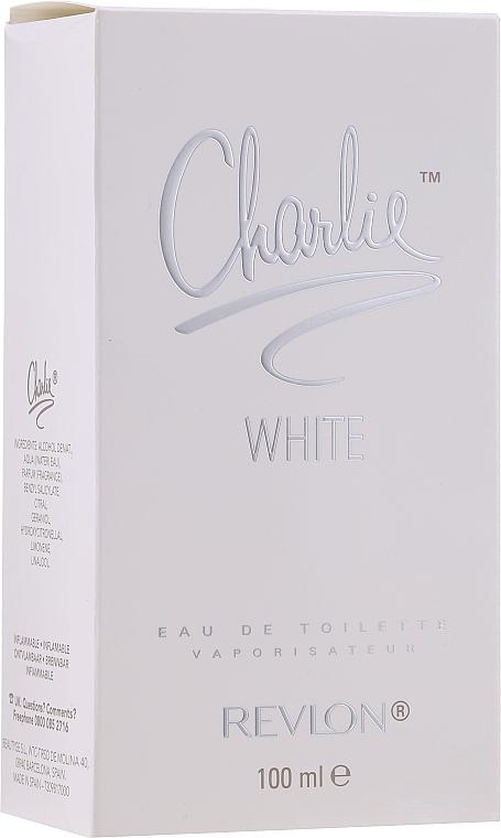 Revlon Charlie White - Apă de toaletă