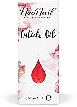 """Parfumuri și produse cosmetice Ulei pentru cuticule """"Căpșună"""" - NeoNail Professional Cuticle Oil"""