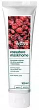Parfumuri și produse cosmetice Mască liniștitoare pentru pielea sensibilă cu cuperoză - Dottore Rossatore Mask Home