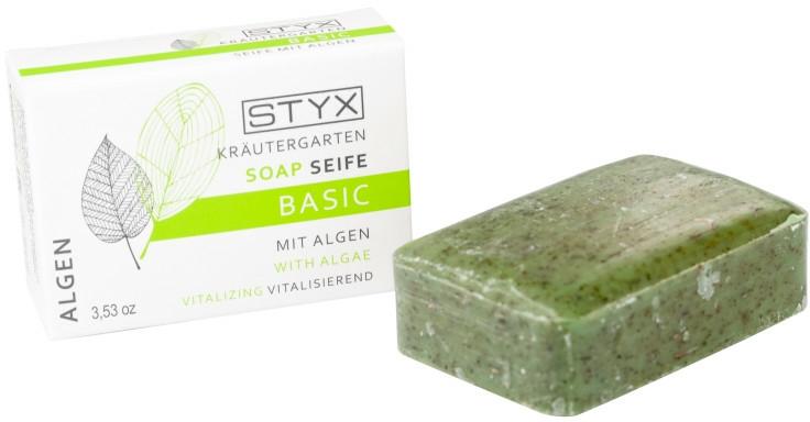 "Săpun ""Alge marine"" - Styx Naturcosmetic Basic Soap With Algae — Imagine N1"
