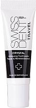 Parfumuri și produse cosmetice Pastă de dinți - Swissdent Crystal Toothpaste (mini)