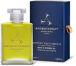 Parfumuri și produse cosmetice Ulei de duș - Aromatherapy Associates Support Equilibrium Bath & Shower Oil