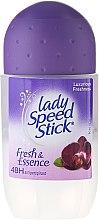 "Parfumuri și produse cosmetice Deodorant roll-on ""Orhidee Negre"" - Lady Speed Stick Fresh Essense Deodorant"