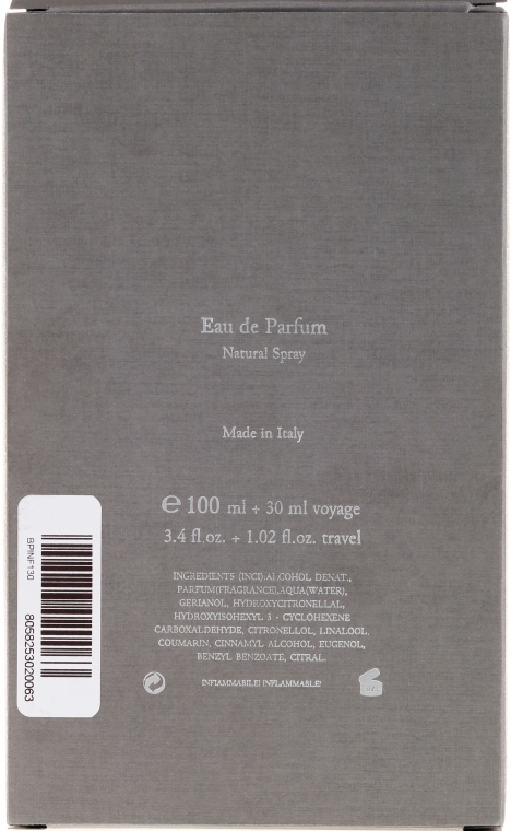 Bottega Profumiera Rose Poudre - Set (edp/100ml + edp/2x15ml) — Imagine N2