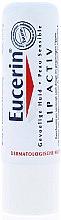 Parfumuri și produse cosmetice Balsam pentru buze uscate - Eucerin pH5 Lip Activ SPF15