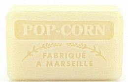 """Parfumuri și produse cosmetice Săpun de Marsilia """"Popcorn"""" - Foufour Savonnette Marseillaise Pop-Corn"""