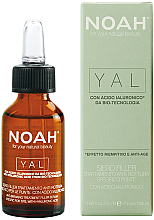 Parfumuri și produse cosmetice Ser pentru păr fragil și deteriorat - Noah YAL Anti-Breaking Filler Serum